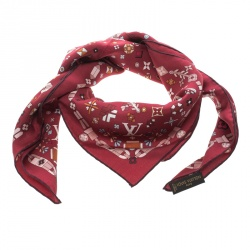 Buy Pre-Loved Authentic Louis Vuitton Scarves for Women Online   TLC 8c9ac2b9216