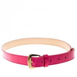 73413b903b1b Buy Pre-Loved Authentic Louis Vuitton Belts for Women Online