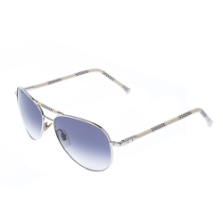 Louis Vuitton Damier Azur Canvas/Grey Gradient Z0202U Conspiration Pilote Aviator Sunglasses