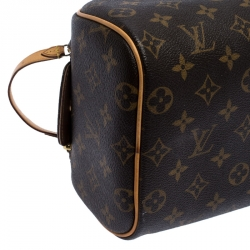 Louis Vuitton Monogram Canvas King Size Toiletry Bag