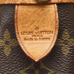 Louis Vuitton Monogram Canvas  Porte-Documents Voyage