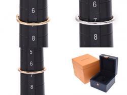 Louis Vuitton Monogram Ideal Ring 3 Tones Rings Size 47