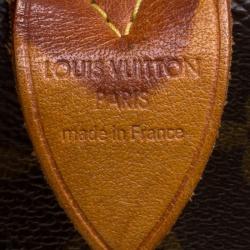 Louis Vuitton Mon Monogram Canvas Speedy 35