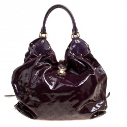 b2d030cf73a6 Louis Vuitton Flamme Mahina Patent Leather Limited Edition Surya XL Bag