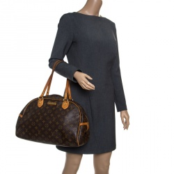 Louis Vuitton Monogram Canvas Montorgueil GM Bag