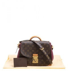 Louis Vuitton Monogram Canvas Aurore Eden MM Bag
