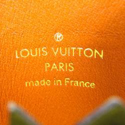 Louis Vuitton Monogram Canvas Tribal Mask Card Holder