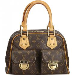 58791ee19c5 Buy Louis Vuitton Monogram Canvas and Leather Manhattan PM Bag ...