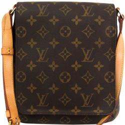 Louis Vuitton Monogram Canvas Musette Salsa Bag