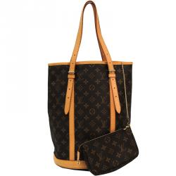 19577721528a Buy Louis Vuitton Monogram Canvas Sac Shopping Tote 133540 at best ...