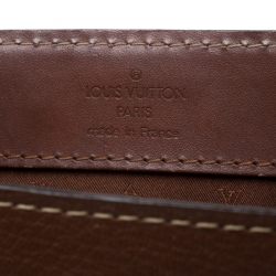 Louis Vuitton Brown Suhali Leather Le Fabuleux Bag
