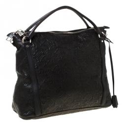 Louis Vuitton Black Monogram Antheia Ixia MM Bag