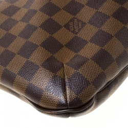 Louis Vuitton Damier Ebene Canvas Bloomsbury PM Bag
