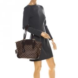 Louis Vuitton Damier Canvas Verona MM Bag