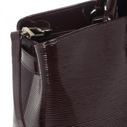 Louis Vuitton Electric Epi Mirabeau Tote