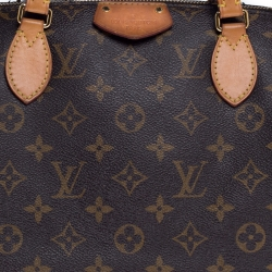 Louis Vuitton Monogram Canvas Turenne MM Bag