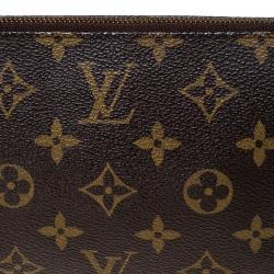 Louis Vuitton Monogram Canvas Pochette Accessories