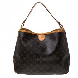 casual shoes new style official supplier Louis Vuitton Monogram Canvas Delightful PM Bag