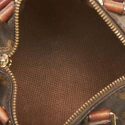 Louis Vuitton Monogram Canvas Mini Speedy HL Bag
