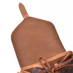 Louis Vuitton Monogram Canvas Leather Montsouris MM Backpack