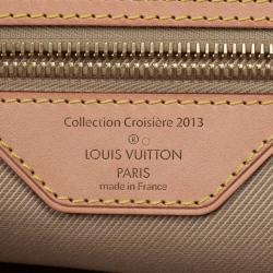 Louis Vuitton Monogram Stone Pink Neverfull MM