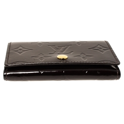 Louis Vuitton Amarante Monogram Business Card Holder