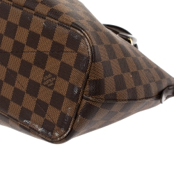 Louis Vuitton Damier Ebene Canvas PM Siena Bag