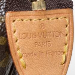 Louis Vuitton Monogram Canvas Cerises Print Accessories Pochette