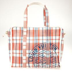 Louis Vuitton Limited Edition SS07 Plaid Laundry Bag