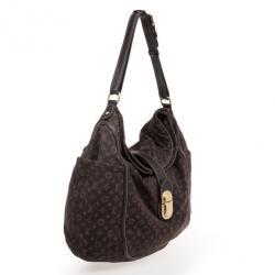 Louis Vuitton Monogram Idylle Fusain Romance Hobo Bag