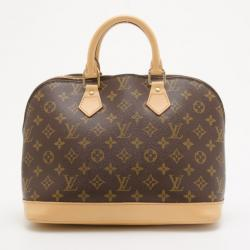 Louis Vuitton Monogram Alma