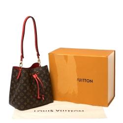 Louis Vuitton Monogram Canvas NéoNoé MM Bag