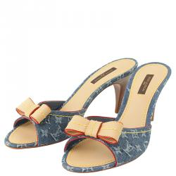 4245de2e956 Buy Pre-Loved Authentic Louis Vuitton Sandals for Women Online | TLC