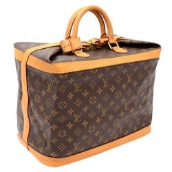 Louis Vuitton Monogram Canvas Cruiser 40 Travel Bag