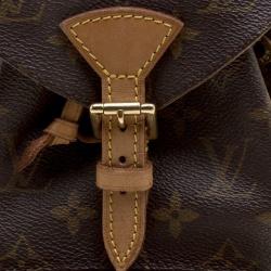 Louis Vuitton Monogram Canvas Montsouris PM Backpack