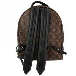 639bd5e30999 Buy Louis Vuitton Monogram Canvas Mini Palm Springs Backpack 160566 ...