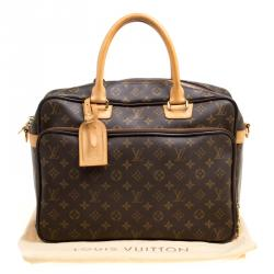 Louis Vuitton Monogram Canvas Icare Computer Bag