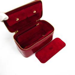 Louis Vuitton Pomme D'Amour Monogram Vernis Jewelry Case