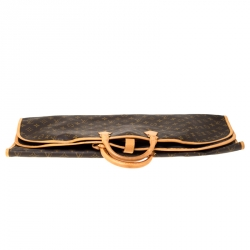 Louis Vuitton Monogram Canvas and Leather Garment Cover
