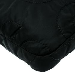 Marc By Marc Jacobs Black Nylon Pretty 13'' Laptop Bag