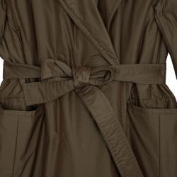 Max Mara Dual Tone Puffer Coat XL