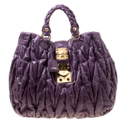 8226dd693e0f Buy Pre-Loved Authentic Miu Miu Totes for Women Online