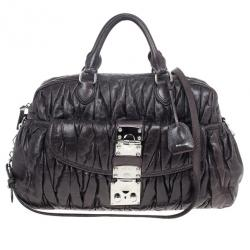 e7354091ffe1 Buy Pre-Loved Authentic Miu Miu Totes for Women Online