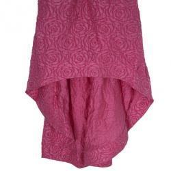 ML Monique Lhuillier Strapless Gown XL