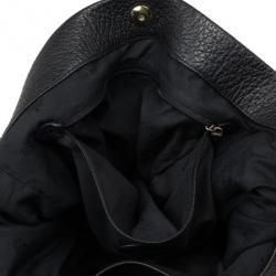 Mulberry Black Eliza Hobo Bag