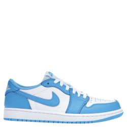 Nike Jordan 1 UNC Low Shoe Size 39.5