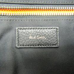 Paul Smith Black Leather Shoulder Bag