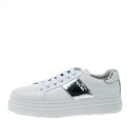 fae3751d8 أشتري أصلية مستعملة برادا سبورت أحذية رياضية للً نساء أونلاين   TLC