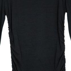 Prada Black Long Sleeve Top XS