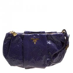 3df2b5d8ceed54 Buy Pre-Loved Authentic Prada Clutches for Women Online | TLC